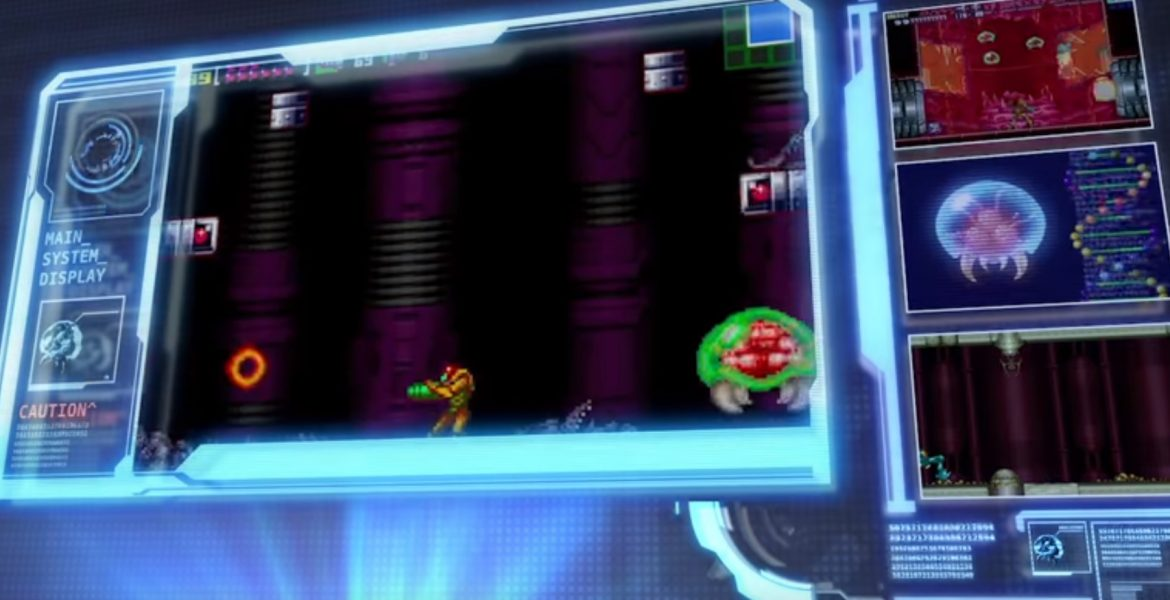 Metroid Samus Returns Universe Trailer