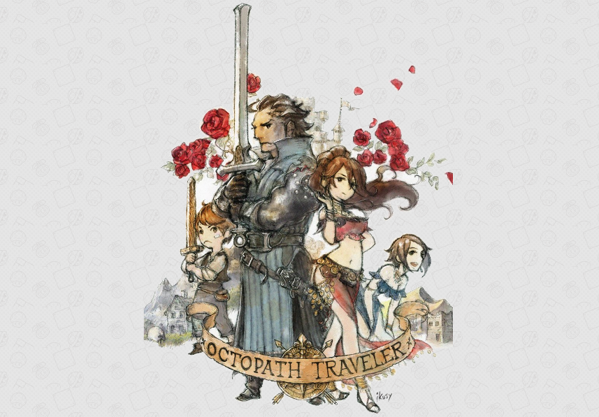 Project Octopath Traveler Special Concept Art