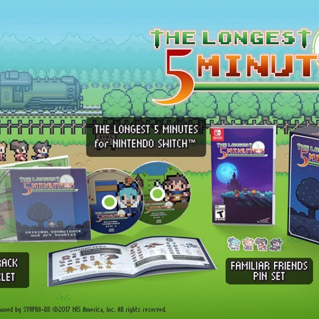 The Longest 5 Minutes Limited Edition