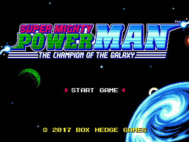 Super Mighty Power Man