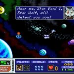 Star Wolf in Star Fox 2