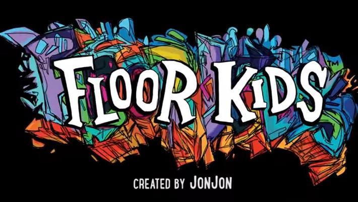 Floor Kids Nintendo Switch
