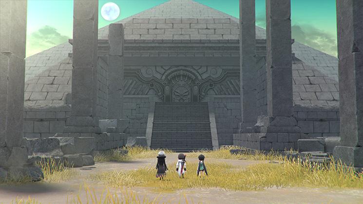 Lost Sphear Nintendo Switch Screenshot
