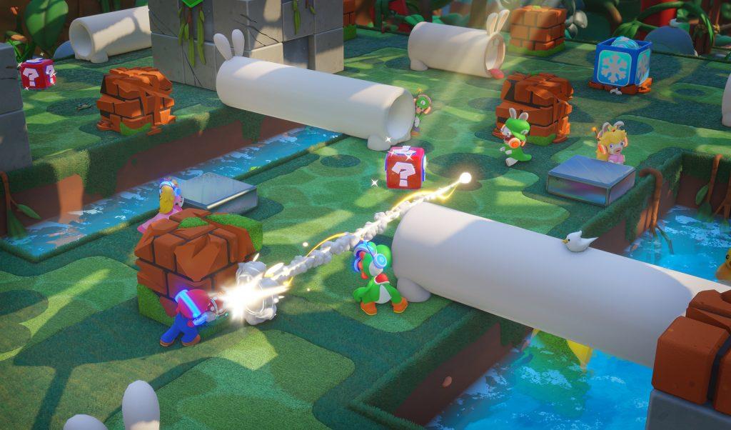 Mario + Rabbids Versus Mode