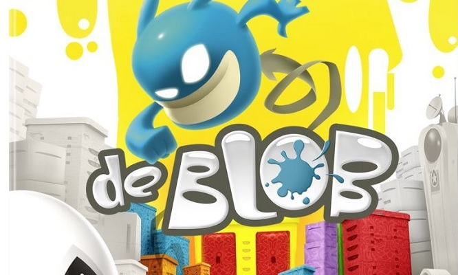 de Blob coming to Nintendo Switch