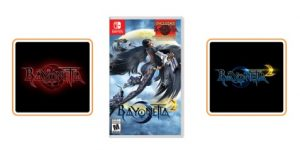 Bayonetta 1, 2 & Collection for Switch