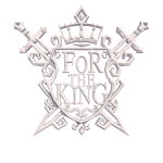 For The King game logo