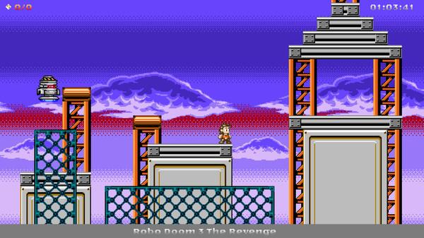 PlataGO! Super Platform Game Maker, 8-bit Graphics #2
