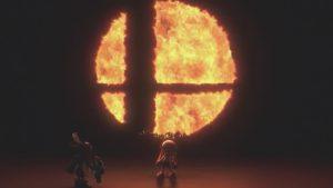 Facing the Smash Logo