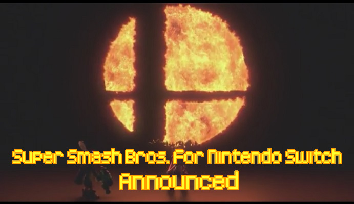 Super Smash Bros for Nintendo Switch