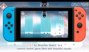 VOEZ Nintendo Switch Retail Version