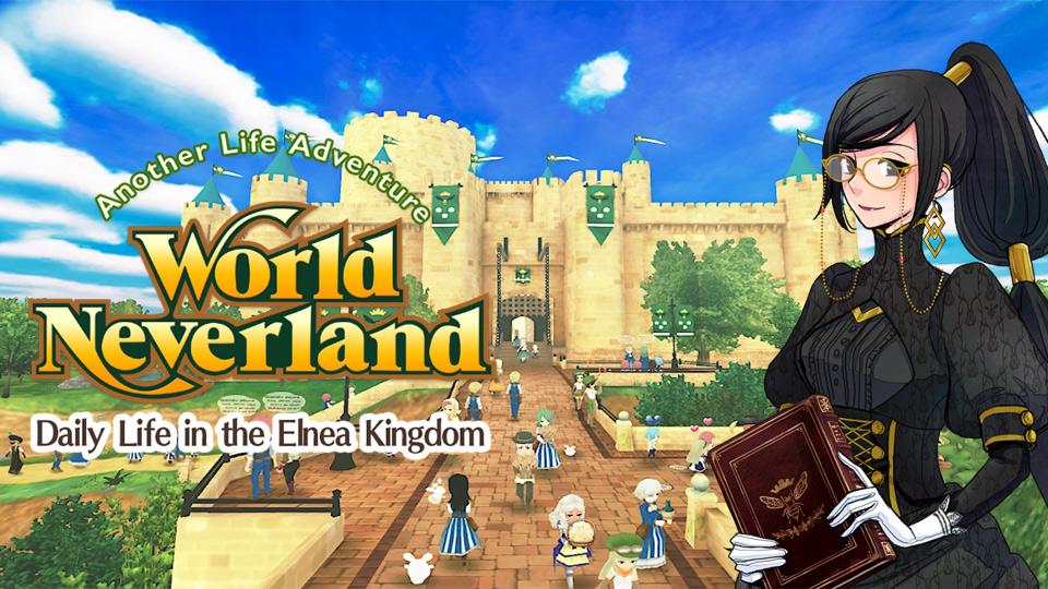 WorldNeverland - Elnea Kingdom Release Date