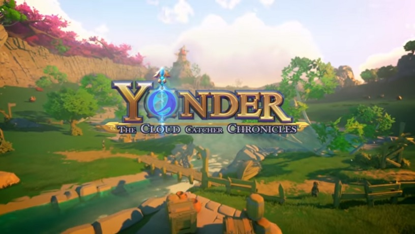 yonder the cloud catcher chronicles announced for nintendo switch