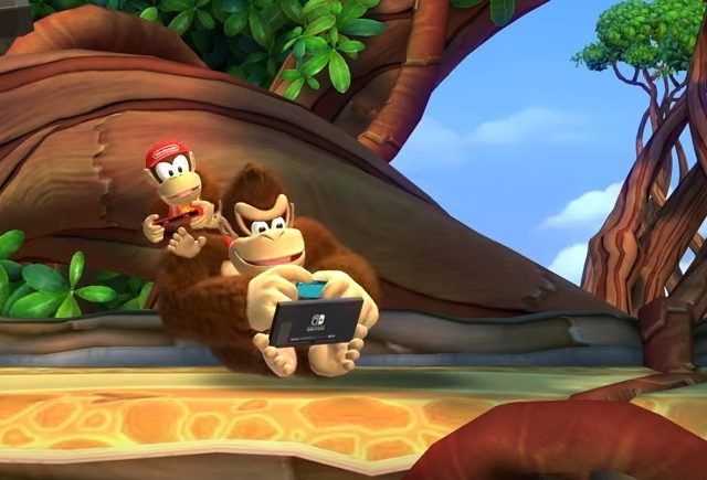 Donkey Kong Country Tropical Freeze Overview-Trailer