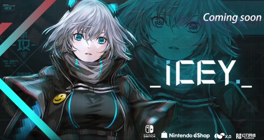 Icey release date details Nintendo Switch