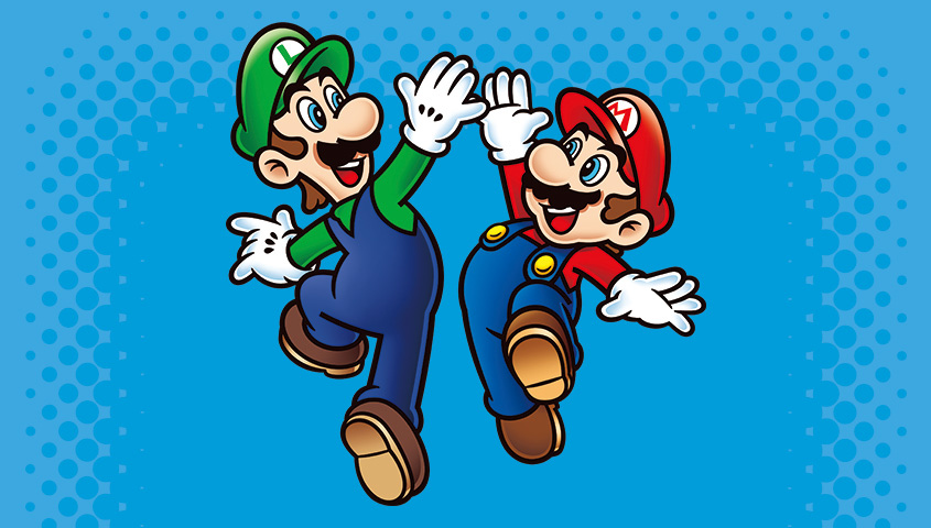 Nintendo celebrates siblings day