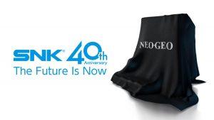 SNK 40th Anniversary Console Announcement 2018
