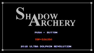 Shadow Archery Wii U