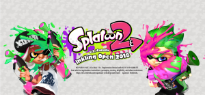 platoon 2 U.S. & Canada Inkling Opening 2018 Banner