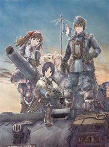 Valkyria Chronicles 1 - Promo Artworkr