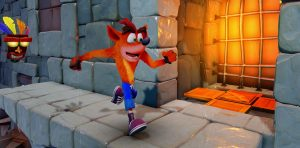 Crash Bandicoot N. Sane Trilogy Switch, Xbox One, PC