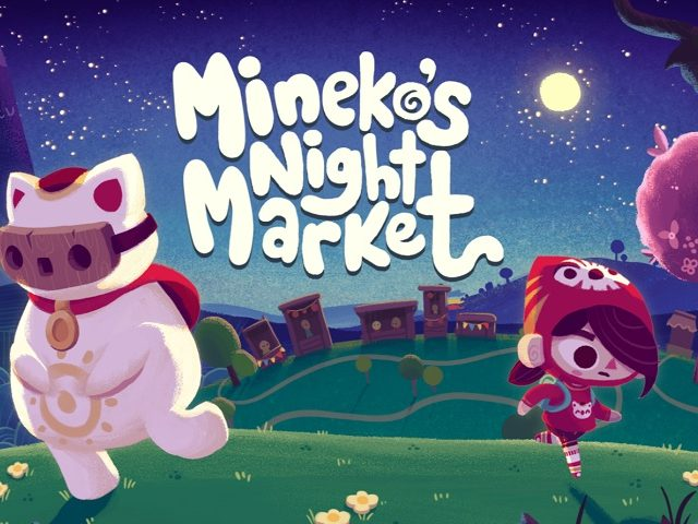 Mineko's Night Market Switch & PC