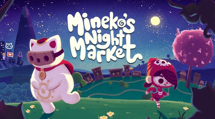 Mineko's Night Market Switch & PC
