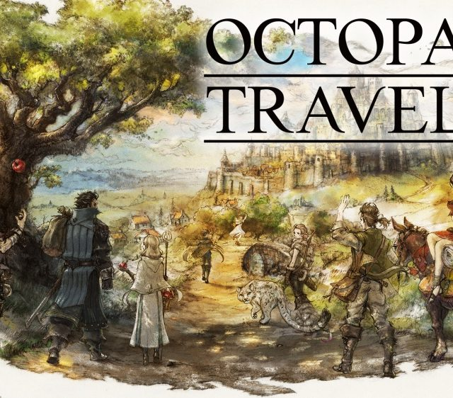 Octopath Traveler May Trailer
