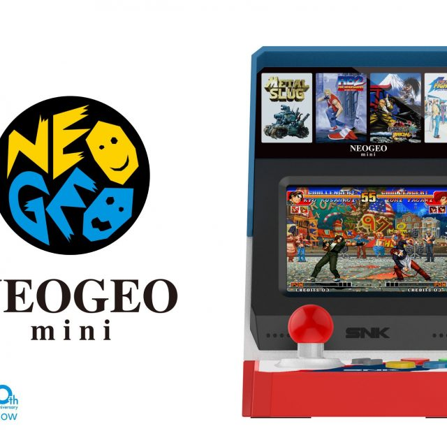 Namco & My Arcade Announce Namco Museum Mini Player