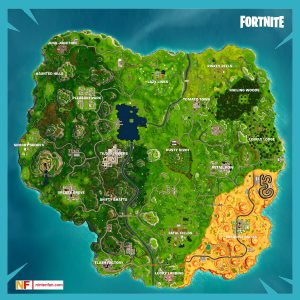Fortnite Season 5 Newly Updated Map With Locations Marked