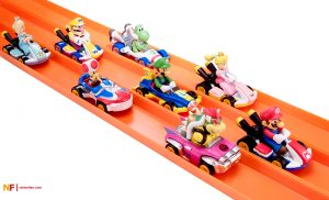 Hot Wheels Mario Kart Series Preview