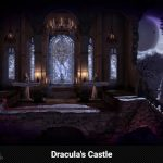 Dracula's Castle Stage
