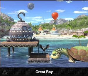 Great Bay Stage