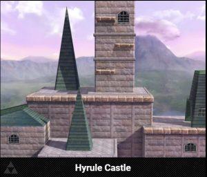 Hyrule Castle Stage