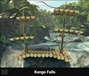 Kongo Falls Stage