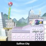Saffron City