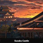 Suzaku Castle Stage
