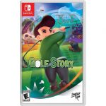 Golf Story Nintendo Switch Physical Version