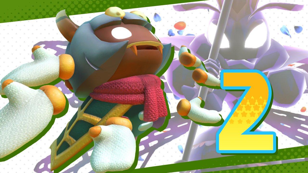 Kirby Star Allies DLC Wave 3