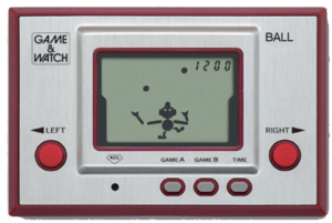 Game & Watch Ball