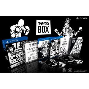 Pato Box, PSVita Special Edition Bundles