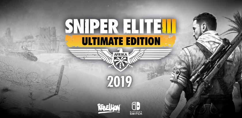 Sniper Elite 3 Ultimate Edition Nintendo Switch