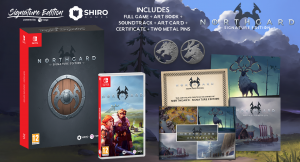 Northgard Signature Edition Nintendo Switch