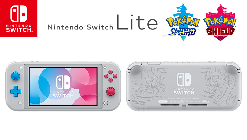 Pokemon Edition Nintendo Switch Lite
