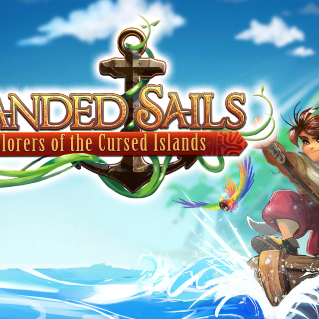 Stranded Sails - Explorers of the Cursed Islands, Nintendo Switch